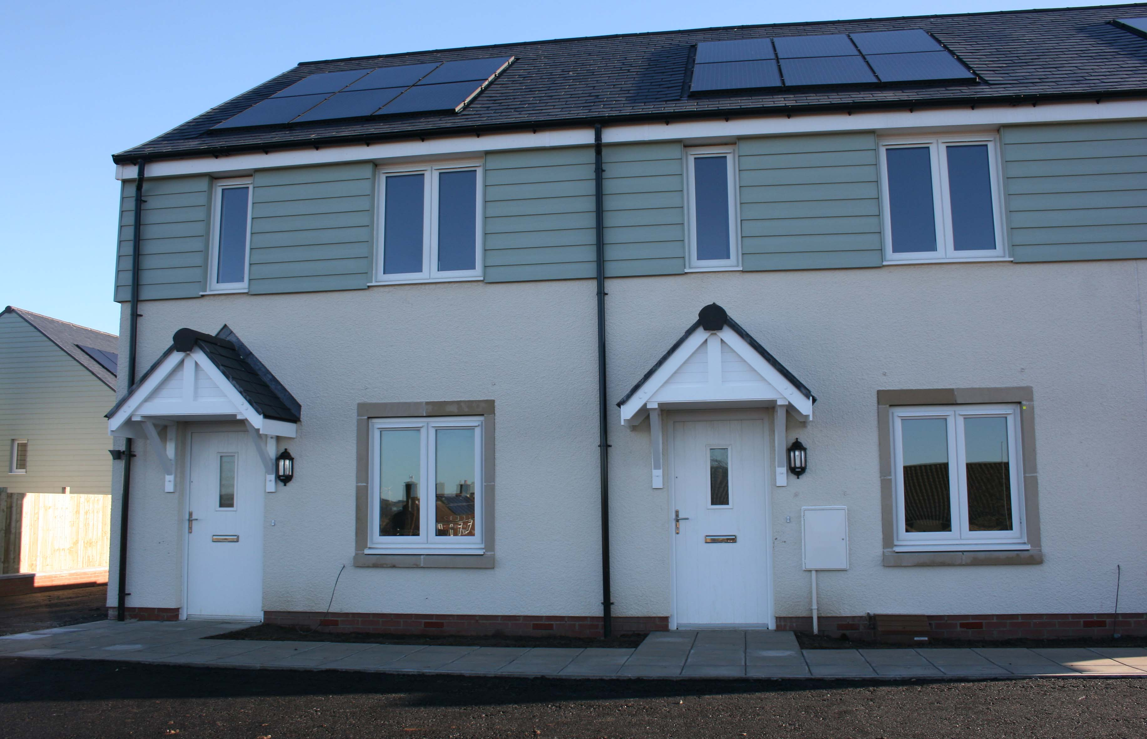 Embleton affordable homes surgo construction Affordable house construction