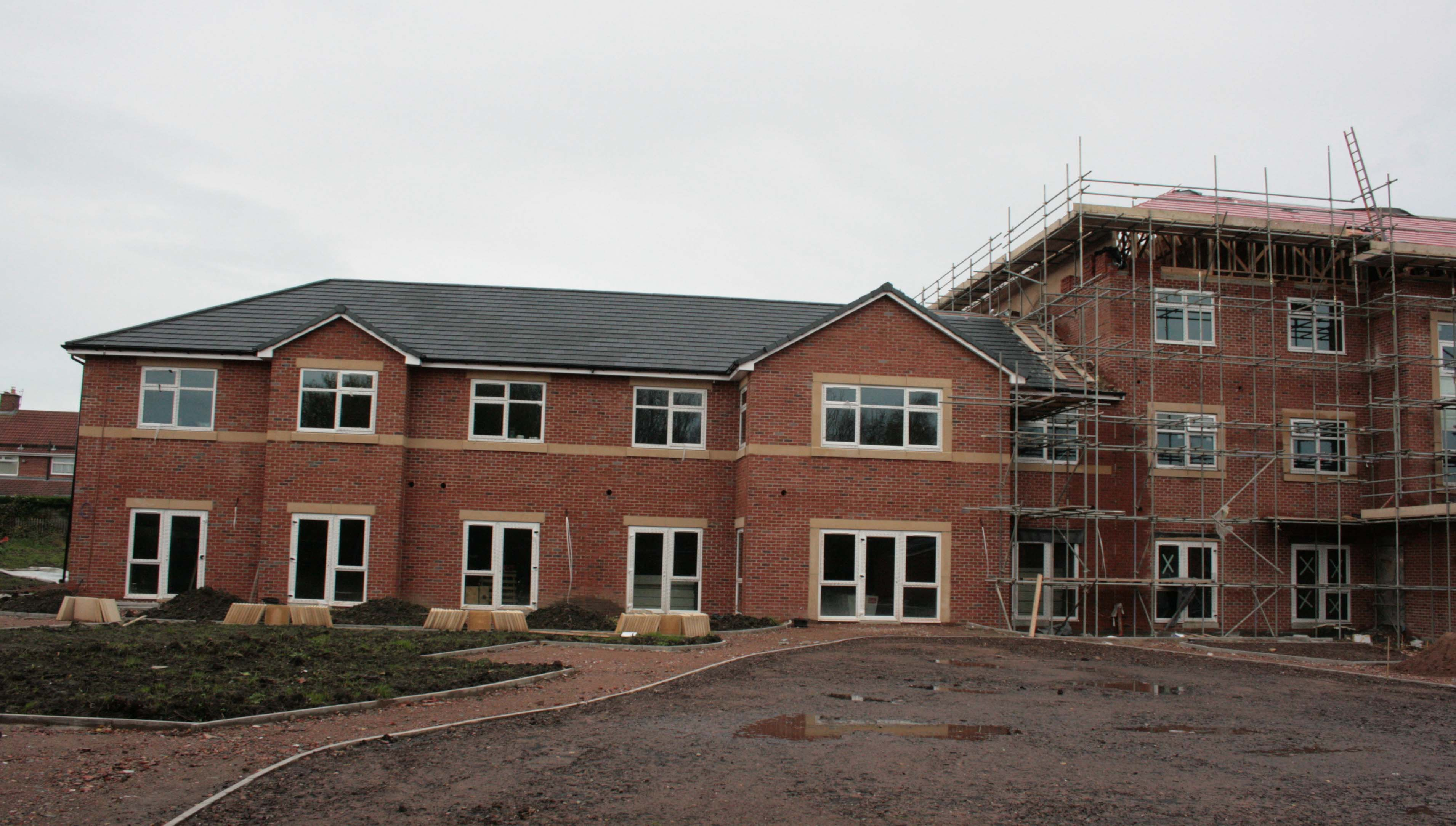 New Homes Wallsend