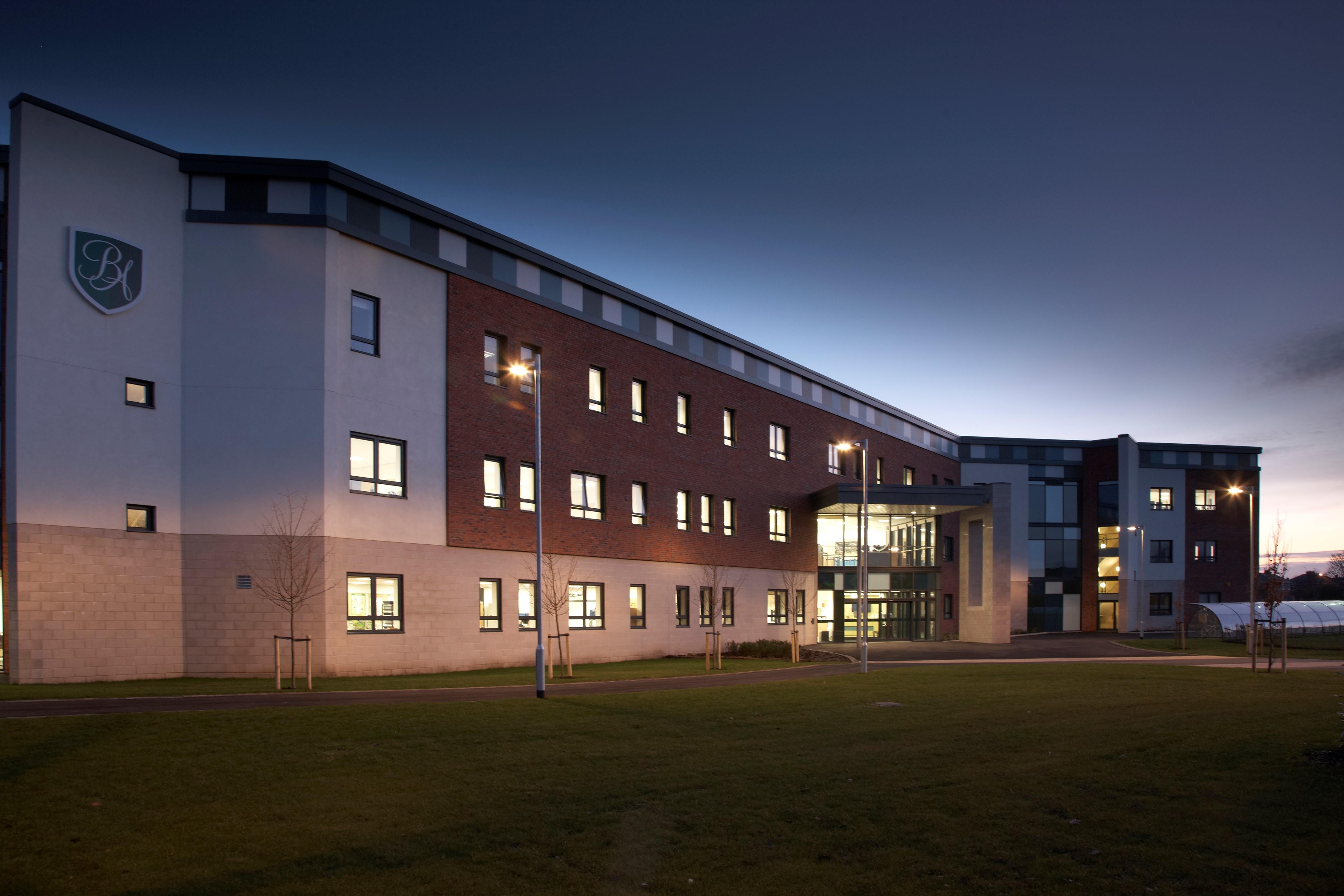 Bede Academy Surgo Construction