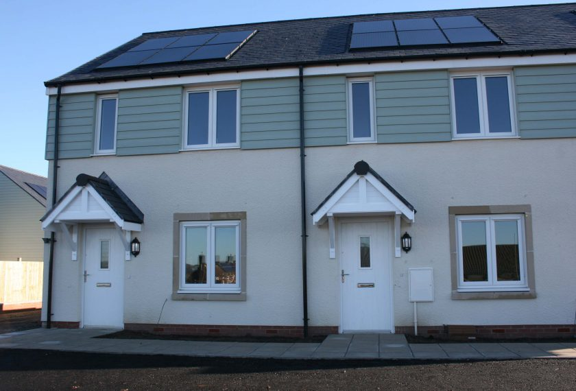 Affordable homes – Embleton & Shilbottle