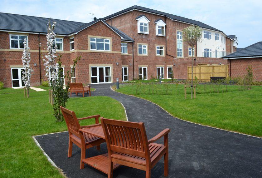 Eothen Homes Dementia Care Unit